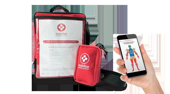 Public Access Mobilize Rescue Systems